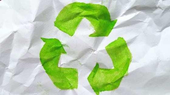 ¿Qué significan los símbolos de reciclaje?